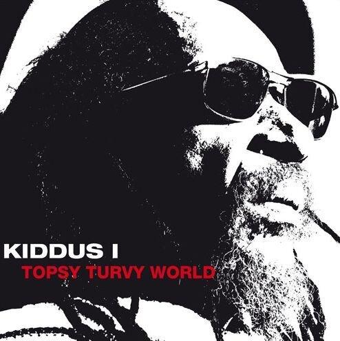 Kiddus I - Topsy Turvy World (LP)