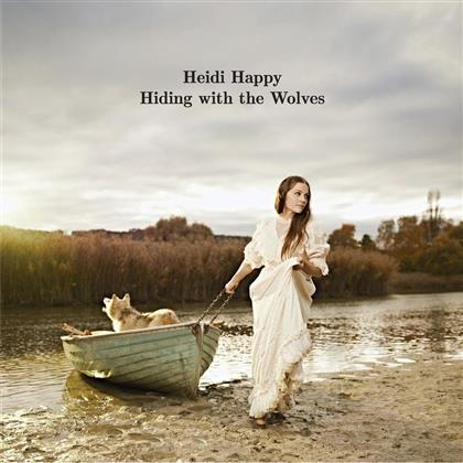 Heidi Happy - Hiding With The Wolves (2 LPs)