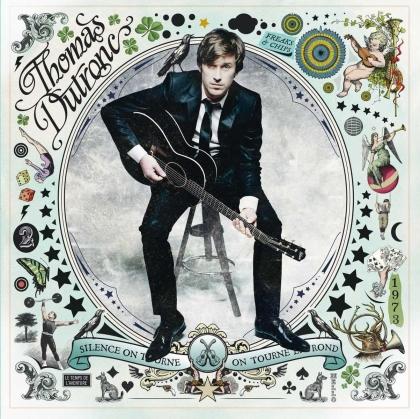 Thomas Dutronc - Silence On Tourne, On Tourne En Rond (2 LPs)