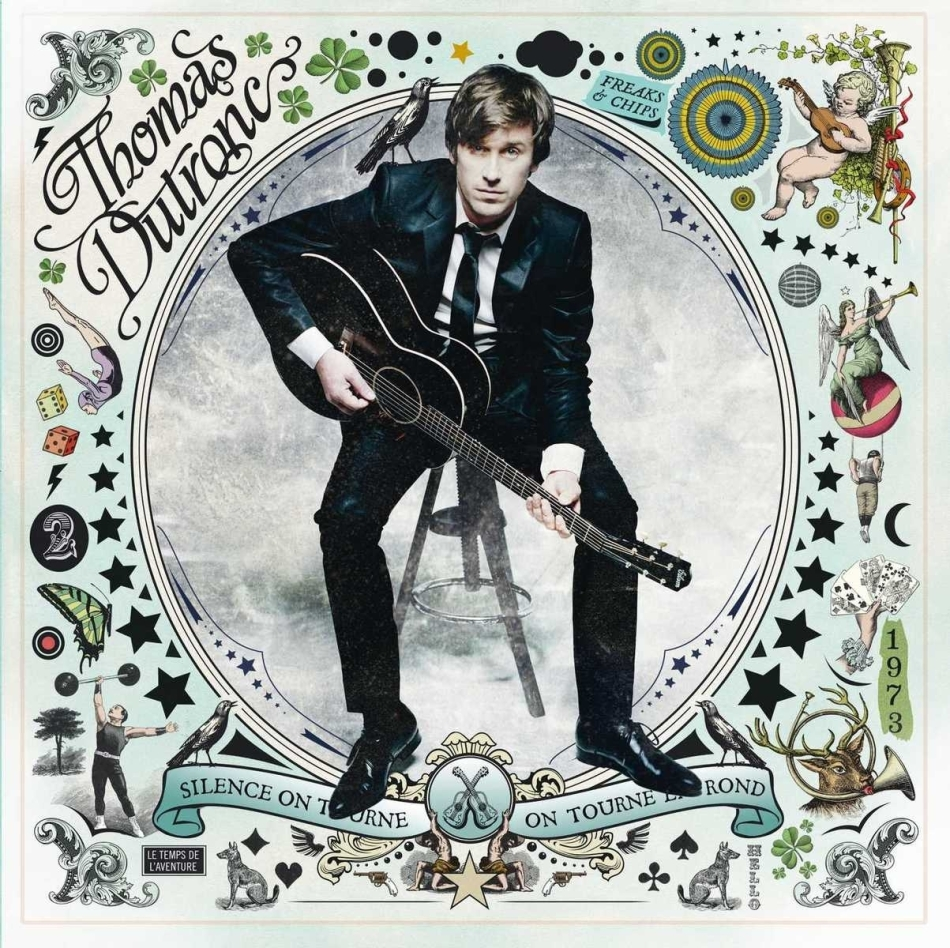 Thomas Dutronc - Silence On Tourne, On Tourne En Rond (2 LPs)
