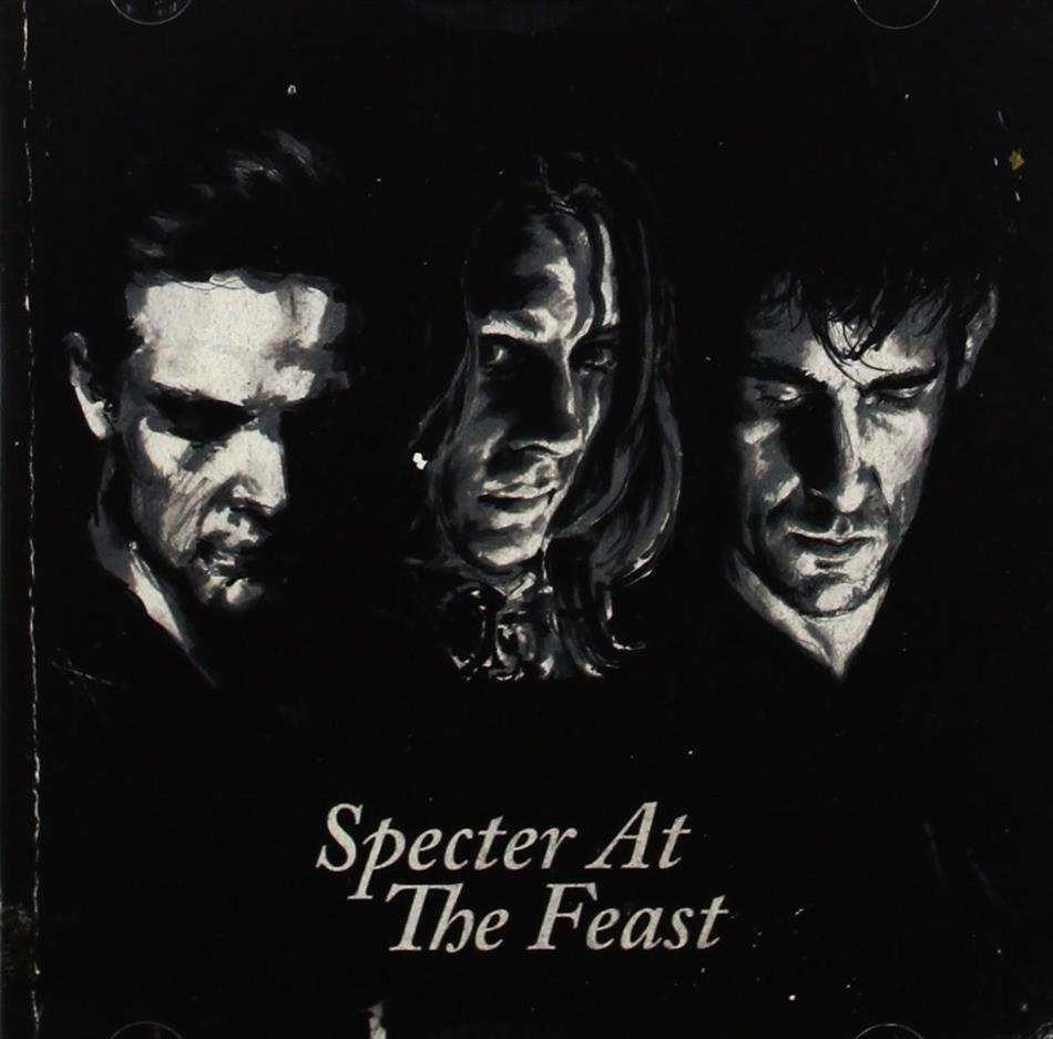 Black Rebel Motorcycle Club - Specter At The Feast (2 LPs + CD)