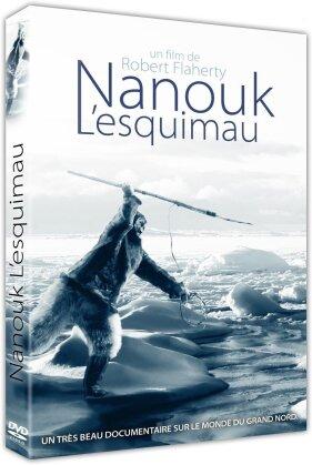 Nanouk, l'esquimau (1922) (s/w)