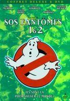 SOS fantômes 1 & 2 (Deluxe Edition, 2 DVDs)