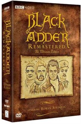 Black Adder (The Ultimate Edition, Remastered, 6 DVDs)