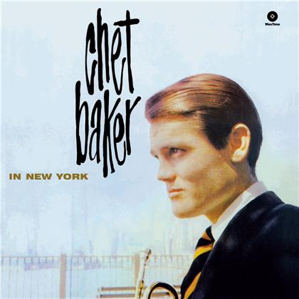 Chet Baker - In New York - Wax Time (LP)