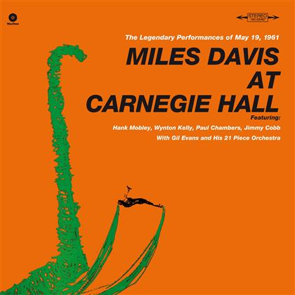 Miles Davis - At Carnegie Hall (LP)