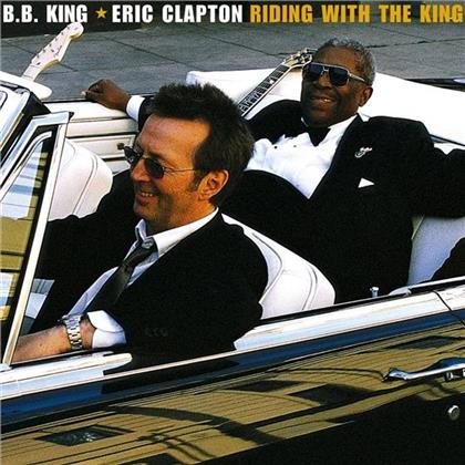 Eric Clapton & B.B. King - Riding With The King (2014 Reissue, 2 LPs)