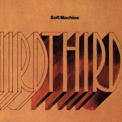 The Soft Machine - Third - Music On Vinyl (2 LPs)