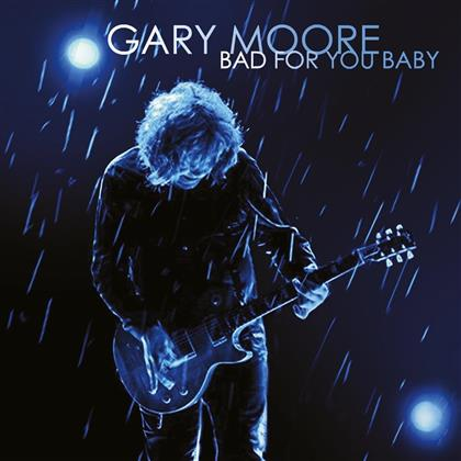 Gary Moore - Bad For You Baby (Remastered, 2 LPs)
