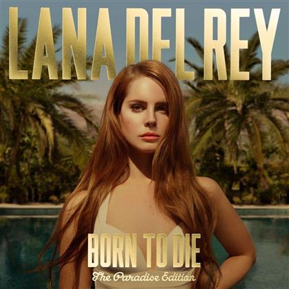 Lana Del Rey - Born To Die (Paradise Edition, LP)