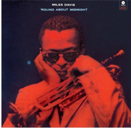Miles Davis - Round About Midnight (Wax Time, LP)
