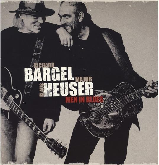 Klaus Heuser & Richard Bargel - Men In Blues (2 LPs)