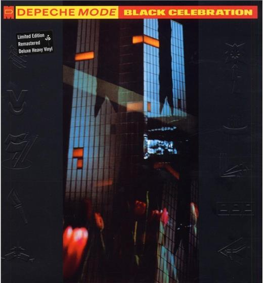 Depeche Mode - Black Celebration (Deluxe Edition, LP)