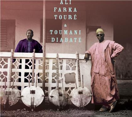 Ali Farka Toure & Toumani Diabate - --- (2 LPs + Digital Copy)