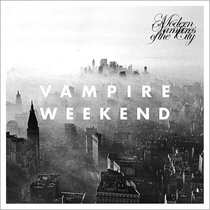 Vampire Weekend - Modern Vampires Of The City (2 LPs + CD)