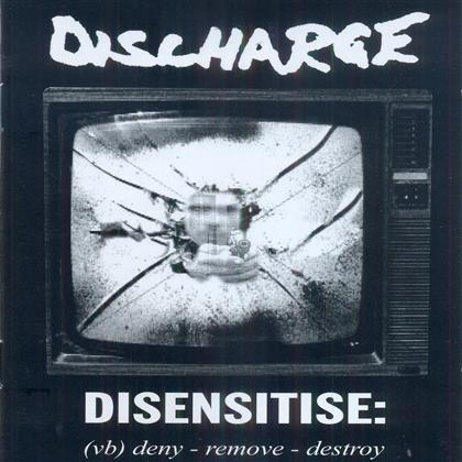 Discharge - Disensitise (LP)