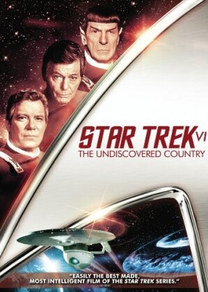Star Trek 6 - The Undiscovered Country (1991) (Remastered)
