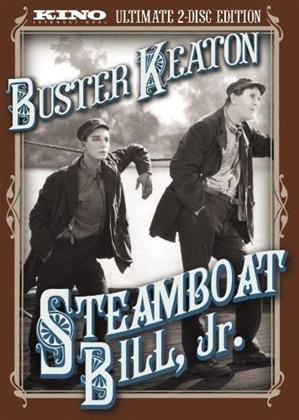 Steamboat Bill, Jr. (1928) (2 DVD)