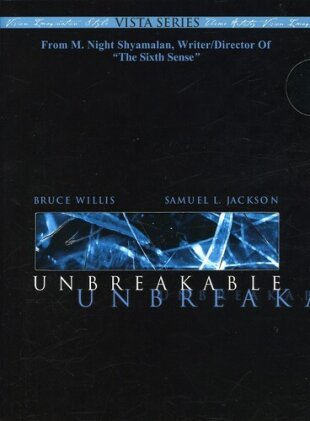 Unbreakable (2000) (Special Edition, 2 DVDs)