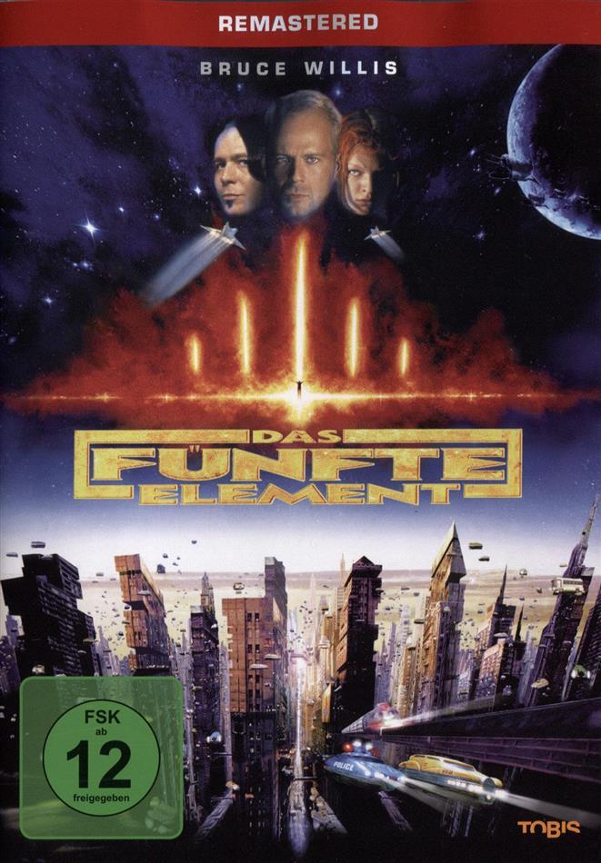 Das fünfte Element (1997) (Remastered)
