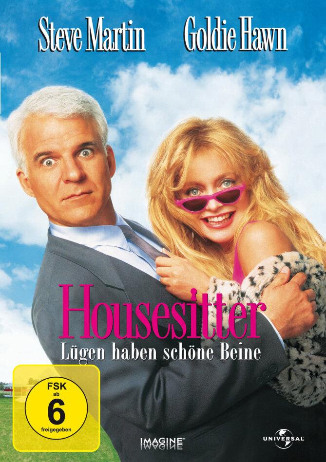 Housesitter - Lügen haben schöne Beine (1992)