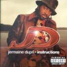 Jermaine Dupri - Instructions (2 LPs)