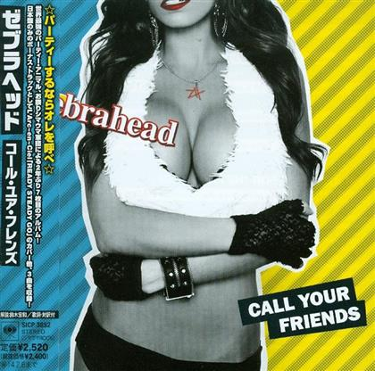 Zebrahead - Call Your Friends - + Bonus