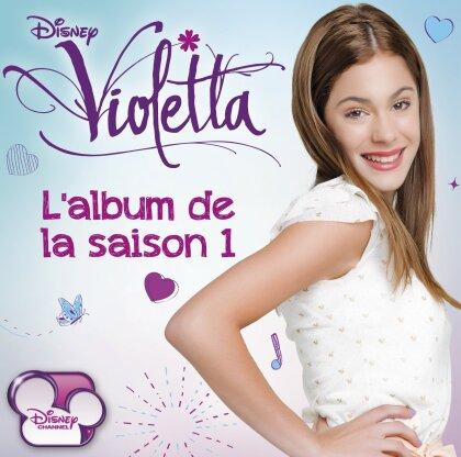 Violetta (Walt Disney) - L'Album De La Saison 1 - NTSC (CD + DVD)