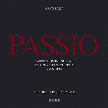 Arvo Pärt (*1935) & Arvo Pärt (*1935) - Passio