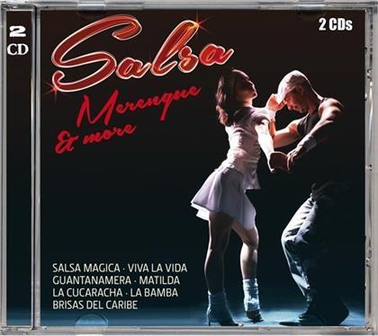 Salsa Merengue & More - Various (2 CDs)