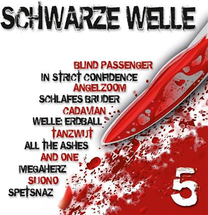Radio Schwarze Welle - Vol. 5 (2 CDs)