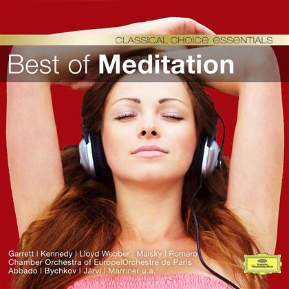 Various - Best Of Meditation - Classical Choice Essentials