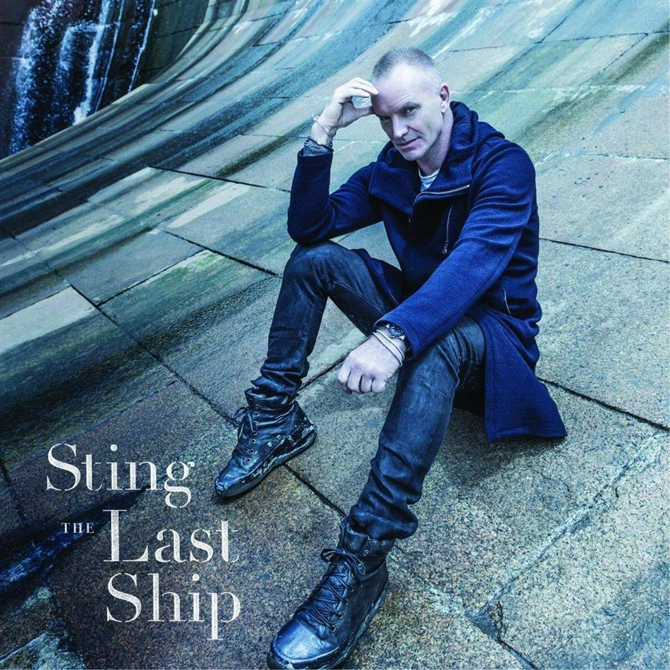 Sting - Last Ship (Deluxe Edition, 2 CDs)
