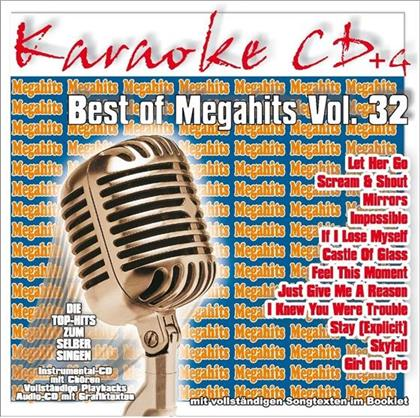 Karaoke - Best Of Megahits 32