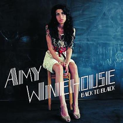 Amy Winehouse - Back To Black - European Cover (LP)
