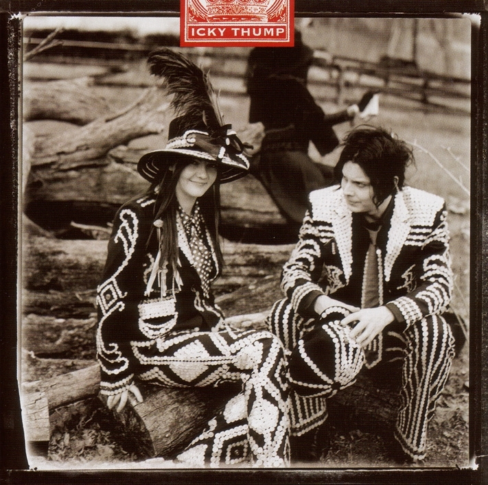 The White Stripes - Icky Thump (LP)