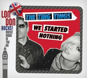 The Ting Tings - We Started Nothing - Sony BMG - Reissue (LP)