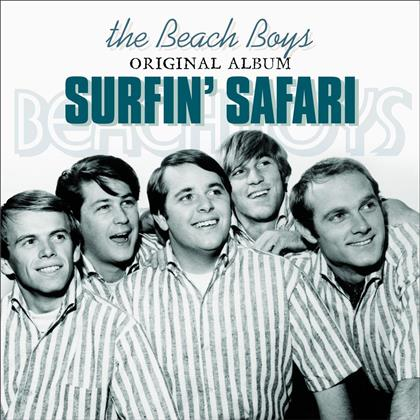 The Beach Boys - Surfin' Safari (LP)