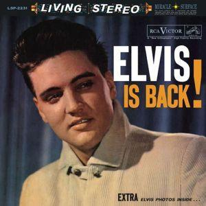 Elvis Presley - Elvis Is Back - RCA (LP)