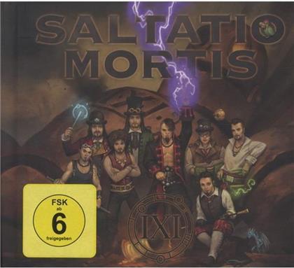 Saltatio Mortis - Das Schwarze Einmaleins (Limited Edition, CD + DVD)