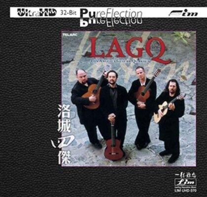 Los Angeles Guitar Quartet - LAGQLatin