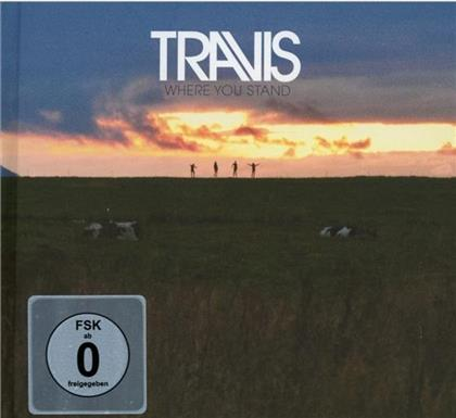 Travis - Where You Stand (Limited Edition, CD + DVD)