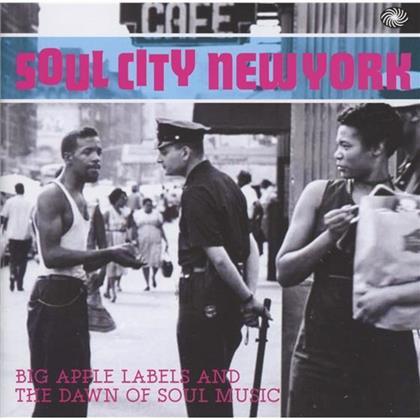 Soul City New York (2 CDs)