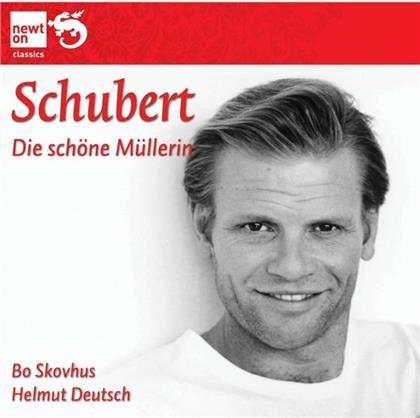 Franz Schubert (1797-1828), Bo Skovhus & Helmut Deutsch - Schoene Muellerin
