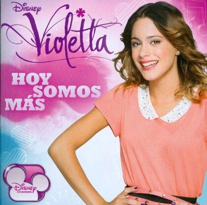 Violetta (Walt Disney) - Hoy Somos Mas