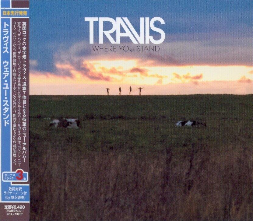Travis - Where You Stand - + Bonus