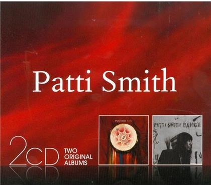 Patti Smith - Twelve/Banga (2 CDs)