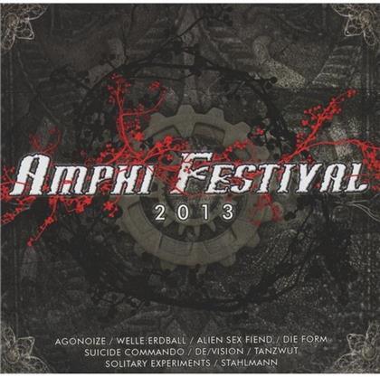 Amphi Festival - Various 2013