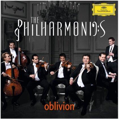 The Philharmonics, Johannes Brahms (1833-1897), Johann Strauss, Leonard Bernstein (1918-1990), Fritz Kreisler (1875-1962), … - Oblivion
