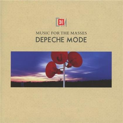 Depeche Mode - Music For The Masses - Sony Re-Release